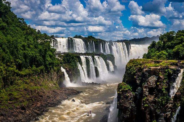 FIVE WAYS TO EXPERIENCE IGUAZU FALLS